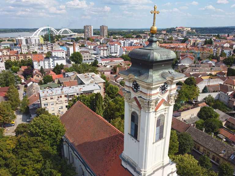 Almaška crkva u Novom Sadu – 300 godina istorijskog kontinuiteta