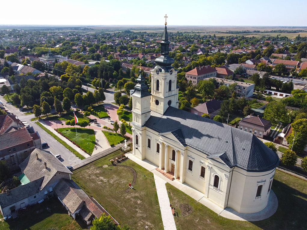 Crkva Vaznesenja Gospodnjeg u Čurugu