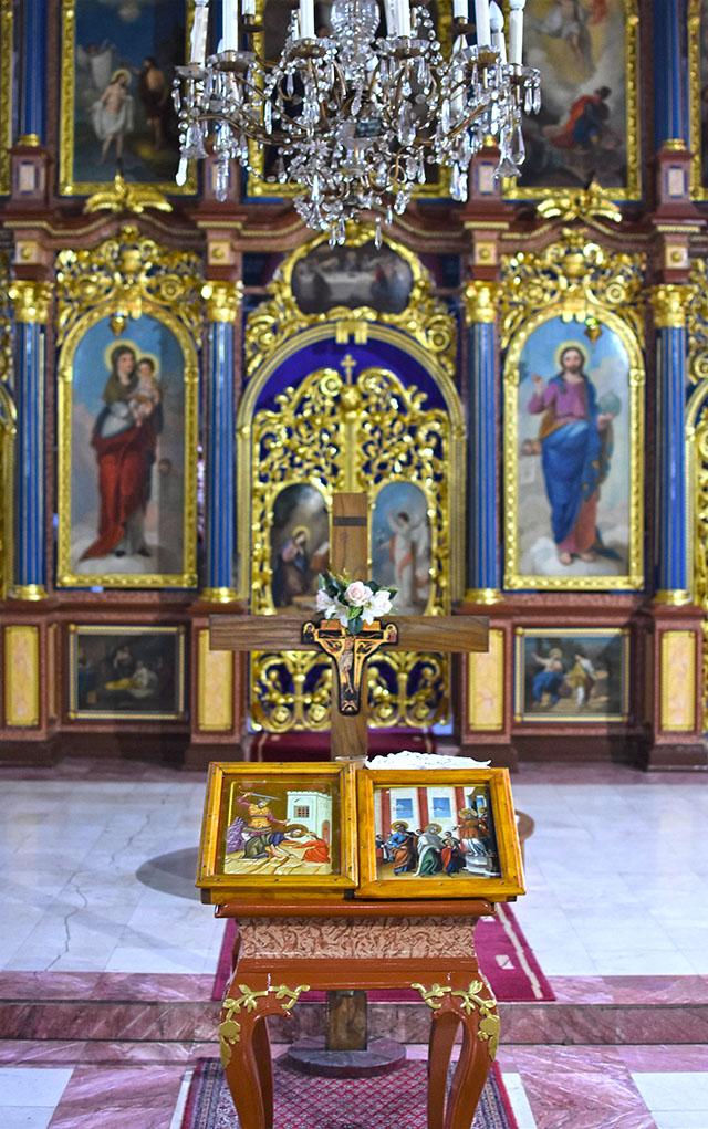 Gradnulička crkva, Zrenjanin