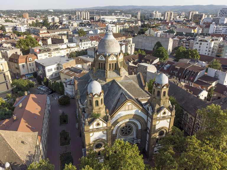 Novosadska sinagoga: jedna od četiri u Srbiji, peta u istoriji Novog Sada
