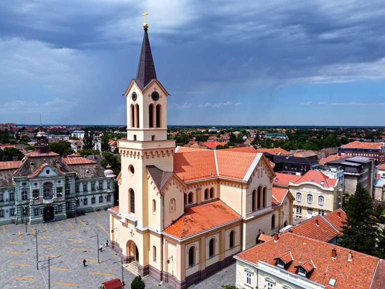 Katedrala u srcu Banata nazvana po svešteniku koji je odbio da oda tajnu ispovesti